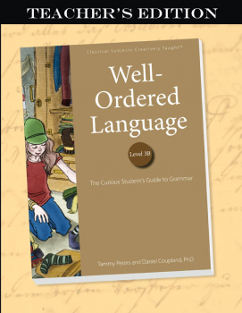 Well-Ordered Language Level 3B Teacher's Edition