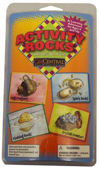 Activity Rocks Carded Set