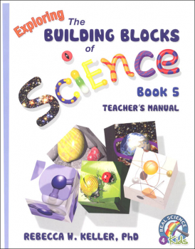 Exploring Building Blocks of Science Book 5 Teacher Manual