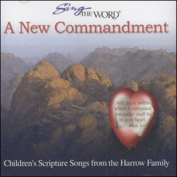 New Commandment CD