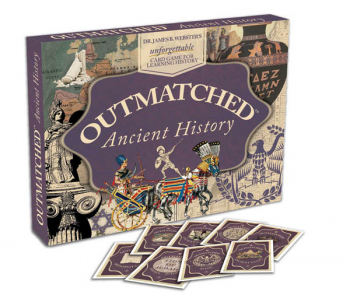 Outmatched: Ancient History Card Game