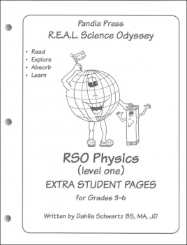 R.E.A.L. Science Physics (Level 1) Student Pages