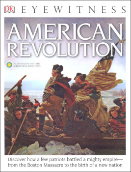 American Revolution (Eyewitness Book)
