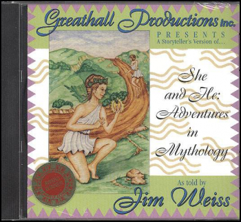 She & He: Adventures in Mythology CD