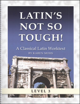 Latin's Not So Tough Level 3 Workbook