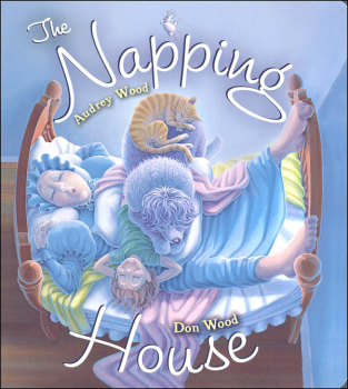 Napping House Board Book