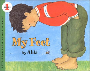 My Feet (Let's Read and Find Out Science Level 1)