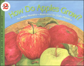 How Do Apples Grow? (Let's Read and Find Out Science Level 2)