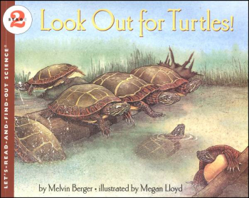 Look Out for Turtles! (Let's Read and Find Out Science Level 2)