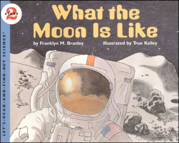 What the Moon is Like (Let's Read and Find Out Science Level 2)