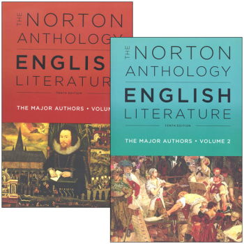 Norton Anthology of English Literature The Major Authors Tenth Edition