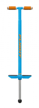 Blue Flight Pogo Stick 42""