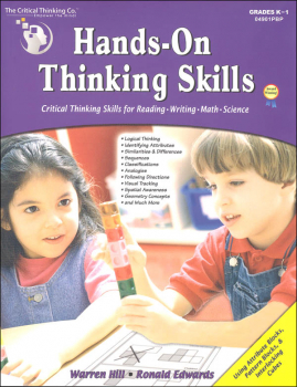 Hands-On Thinking Skills - Critical Thinking