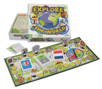 Explore the World Game