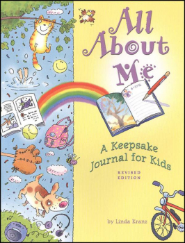 All About Me: Keepsake Journal for Kids