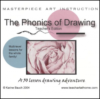 Phonics of Drawing CD-ROM