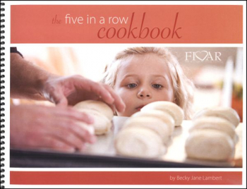 Five in a Row Cookbook