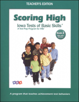 Scoring High ITBS Book 2 Teacher
