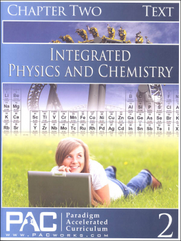 Integrated Physics and Chemistry Chapter 2 Text