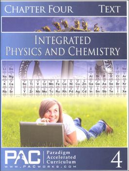 Integrated Physics and Chemistry Chapter 4 Text