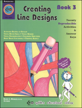 Creating Line Designs - Book 3