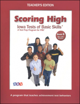 Scoring High ITBS Book 6 Teacher