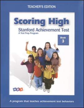 Scoring High SAT Book 3 Teacher