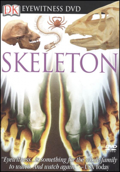 Eyewitness: Skeleton DVD