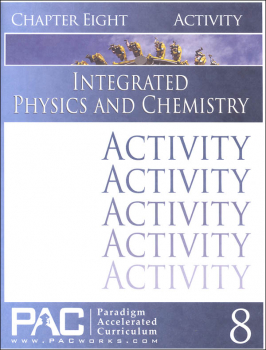 Integrated Physics and Chemistry Chapter 8 Activities