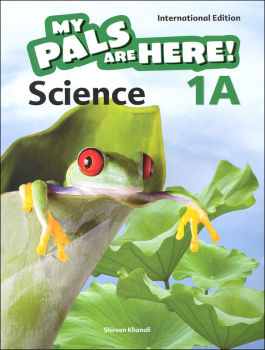 My Pals Are Here! Science International Edition Textbook 1A