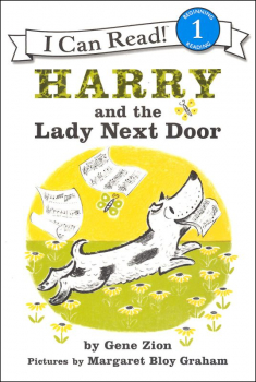 Harry and the Lady Next Door (I Can Read Level 1)