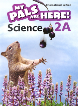 My Pals Are Here Science International Edition Textbook 2A