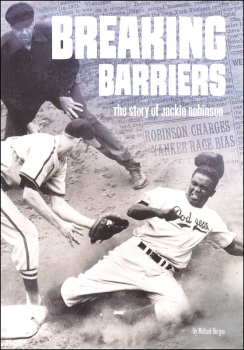 Breaking Barriers: Story of Jackie Robinson (Tangled History)