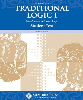 Traditional Logic I Student Text, Third Edition