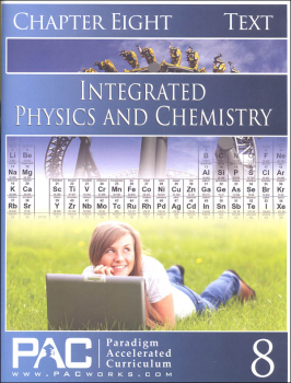 Integrated Physics and Chemistry Chapter 8 Text