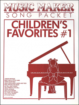 Children's Favorites #1 Accessory Music