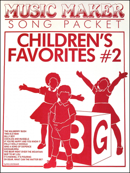 Children's Favorites #2 Accessory Music