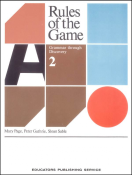 Rules of the Game Book 2