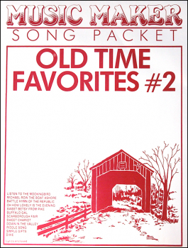 Old Time Favorites #2 Accessory Music