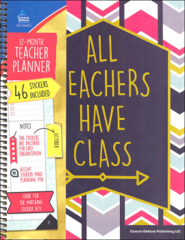 Aim High Teacher Plan Book