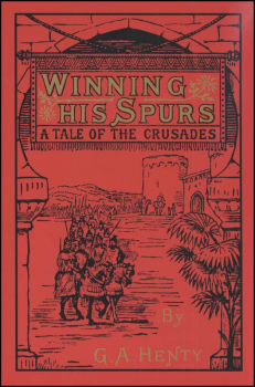 Winning His Spurs softcover