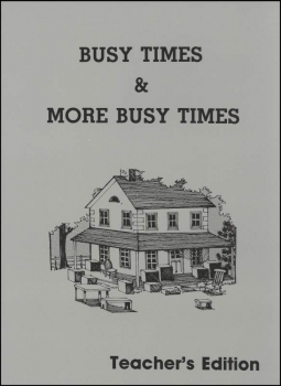 Busy Times & More Busy Times Teacher's Manual