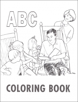 ABC Coloring Book (NKJV)