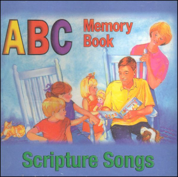 ABC Memory Book CD (NKJV)