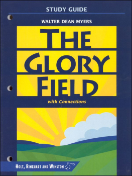 Glory Field Study Guide