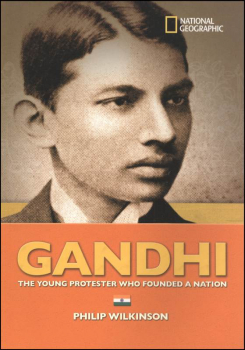Gandhi: Young Protester Who Founded Nation