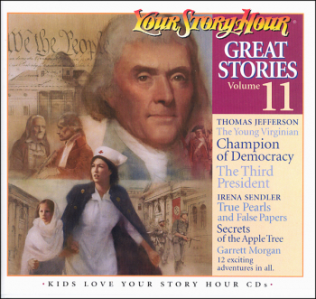 Great Stories Vol. 11 CD Album
