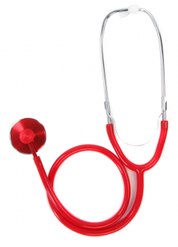 Stethoscope - Red