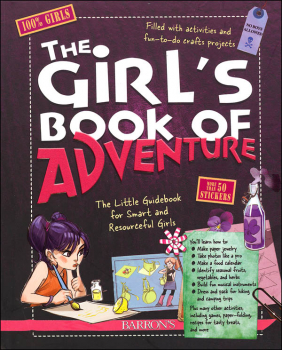 Girl's Book of Adventure