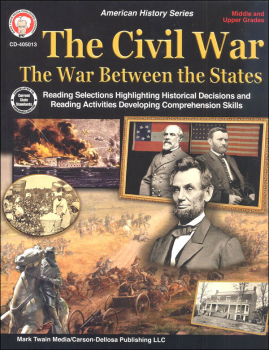 Civil War: War Between the States (American History Reading Selections)
